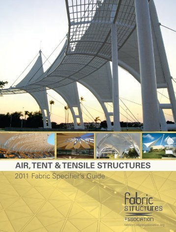 2011 Fabric Specifi Er's Guide - Specialty Fabrics Review