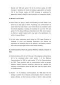 Interim guidelines - Crown Prosecution Service - Page 7