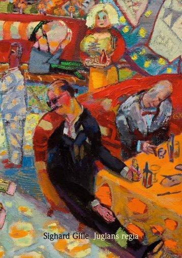 Sighard Gille Juglans regia - Galerie Rose