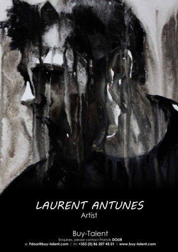 LAURENT ANTUNES - Buy-Talent