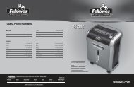 PS-79Ci PS-79Ci - Fellowes