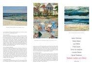 Sieben malen am Meer - Galerie Rose