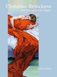 Katalog - Christine Reinckens