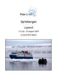 Spitsbergen - Spitzbergen
