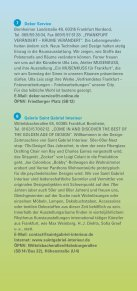 Programm-Flyer mit Stadtplan - AGSR - Seite 6