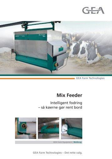 Mix Feeder - Mullerup