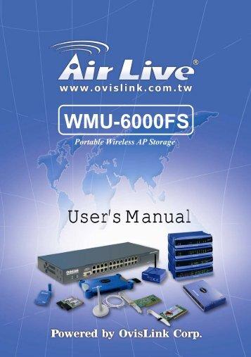 WMU-6000FS - AirLive
