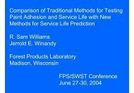 Comparison of Traditional Methods for Testing Paint Adhesion and ...