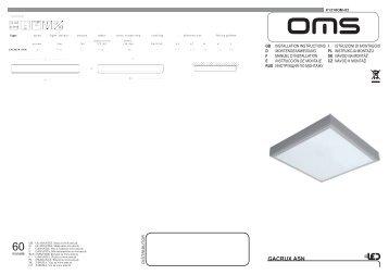 GACRUX ASN - OMS Product Database