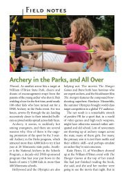 8872 Archery in the Parks and All Over - webapps8