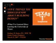 Five Things You Should Know About Building Design: What I've ...