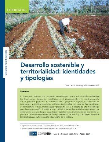 document - Instituto Interamericano de Cooperación para la ...