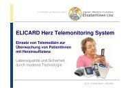 ELICARD Herz Telemonitoring System - ONGKG