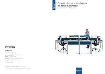 Forward – La nueva arquitectura del espacio de trabajo - Steelcase
