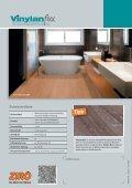 • Ruck zuck verlegt • Nur 5 mm Einbauhöhe • Feuchtraumgeeignet - Seite 6
