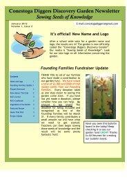 January newsletter - Penn Manor Blog Site