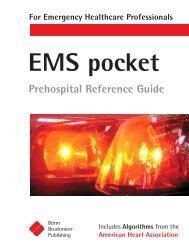 EMS pocket - Beli Mantil