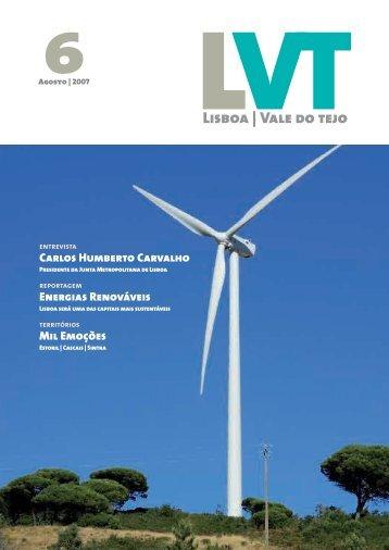 Carlos Humberto Carvalho Energias Renováveis Mil ... - CCDR-LVT