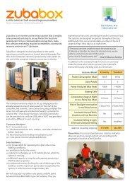 Zuba Box - Computer Aid International