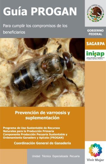 Guía PROGAN - Instituto Nacional de Investigaciones Forestales ...
