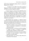 Informe de Ejecución 2006. Programa Horizontal Medidas ... - Coag - Page 6