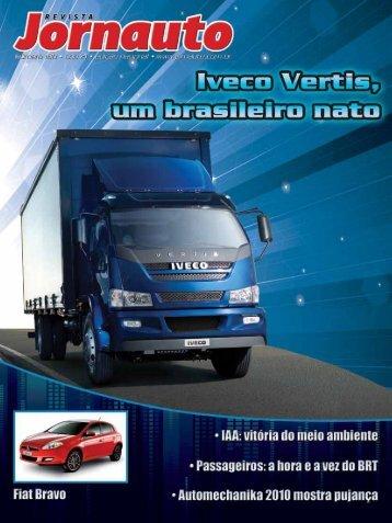 Uma publicação da - Revista Jornauto