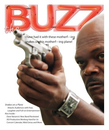 """""""I have had it with these motherf---ing snakes on this ... - The Buzz"""