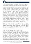 ",,asi axali saavadmyofo"" saqarTvelosTvis: ramden wels imuSaveben ... - Page 6"