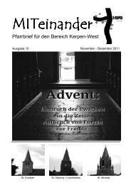 MITeinander November/Dezember 2011 (1,3 ... - Kerpen-Blatzheim