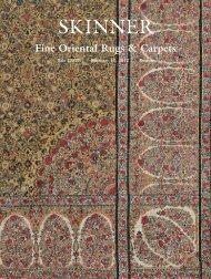 Fine Oriental Rugs & Carpets - Skinner