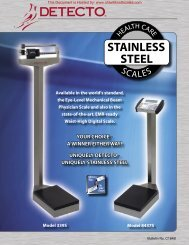 uniquely stainless steel - Scale Manuals