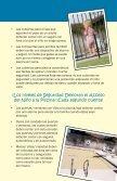 LAS A, B, C & D DE LA PREVENCIÓN DE AHOGAMIENTO - Page 5