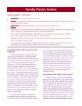 Plenary Sessions - Society for Risk Analysis - Page 2