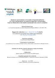 I-g.1 - Centre de recherche sur l'intervention éducative (CRIE)