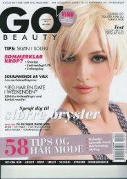 artikel go beauty juni 08.pdf - Nyt Smil