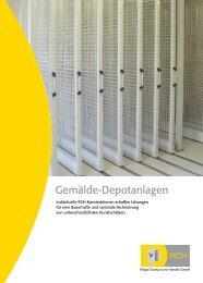 RCH Gemaelde-Depotanlagen.pdf - Regal Consult und Handel GmbH