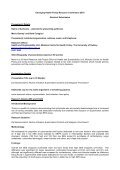 Abstract - Australian Centre for Economic Research on Health ... - Page 3