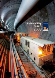 Sustainability Report - Leighton Asia