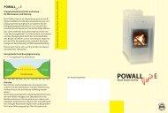 POWALL E - System Sonne GmbH