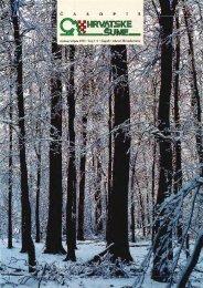 Javno poduzeće za gospodarenje šumama i šumskim - Hrvatske šume