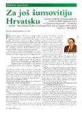 Javno poduzeće za gospodarenje šumama i šumskim - Hrvatske šume - Page 6