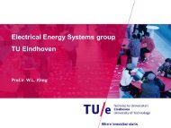 Electrical Energy Systems group