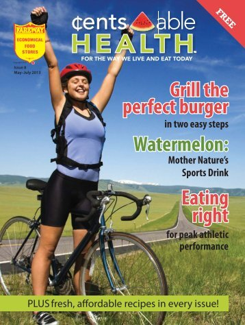 May - July 2013 In this issue - Fareway