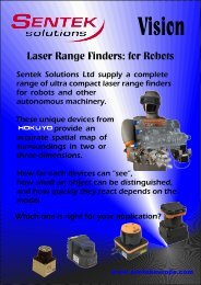 Laser Range Finder Brochure.pdf - Sentek Solutions