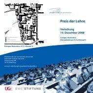 Preis der Lehre - FSR-WiRe