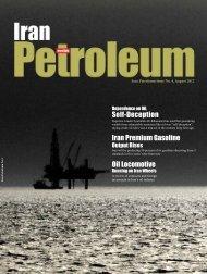 Iran Petroleum Issue No. 4 - Home