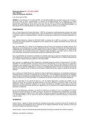 Resolución Número: N° 122-2005-J/ONPE Tipo: Jefatural Fecha de ...