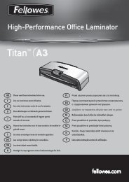 Titan Titan - Fellowes