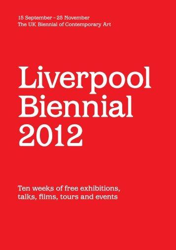 Column - Liverpool Biennial