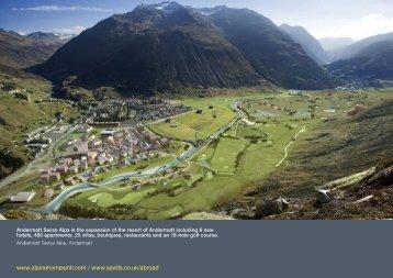 www.alpinehomesintl.com / www.savills.co.uk/abroad